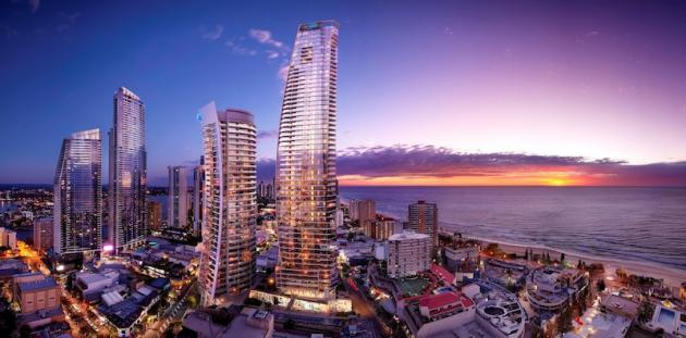 Landmark Hilton Surfers Paradise officially opens