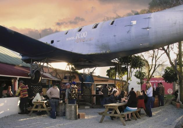 Legendary Smash Palace Business For Sale - Including Original DC-3