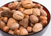 Eating nuts keeps doctor away