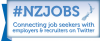 #NZJobs - New Zealand's social job search