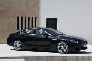BMW 6 Series Gran Coupe - M Sport package.