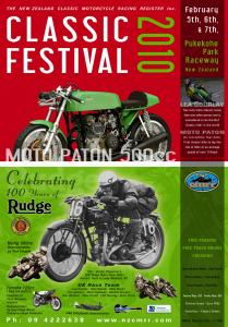 Classic Festival Invaded By Star British Riders
