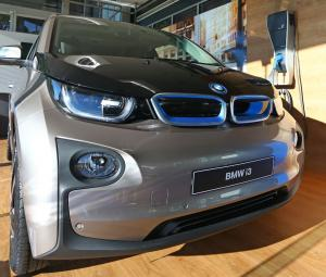 All New Bmw I3 Electric Car Revealed In Auckland Voxy Co Nz