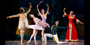 NZ ballet wins reviewers' hearts in the UK