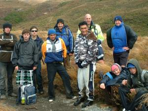Youth Aid Group Takes Alpine Crosses