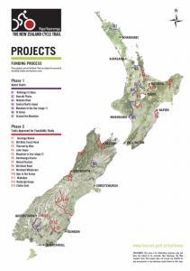 Nga Haerenga (New Zealand Cycleway) Takes Shape