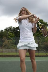 New Season - New Dress For Stella's Tennis Girl