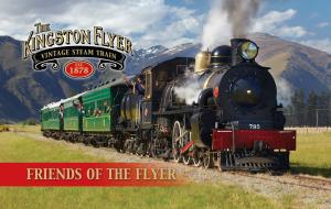 Iconic train launches 'Friends of the Flyer'