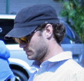 Jude Law. Pic; LALLA ALI