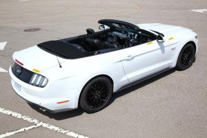 Testing on new right-hand-drive Mustang begins