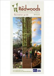 New Pocket Guide Covers Everything You Need To Know About The Redwoods And Forest Tracks