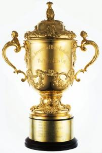 Webb Ellis Cup moves in to Auckland Museum