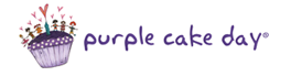 Huge success for Purple Cake Day