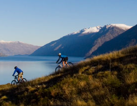 Queenstown cycle trail opens to rave reviews