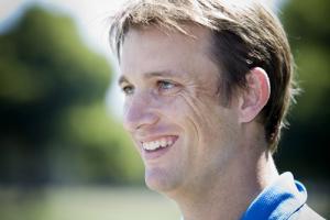 Shane Bond. Pic: NZPA