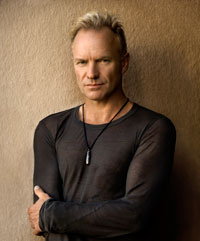 Sting to release new album on Sep 20