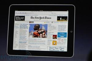 iPad: Apple Takes A Bite Of The E-books Market
