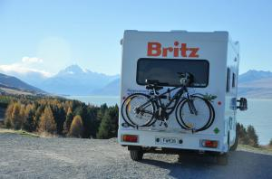 New Britz bikes at the hub of offroad adventures