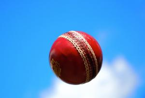 Test Ends In Draw After Rain
