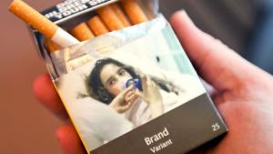 Tobacco packaging is NZ's business - Labour