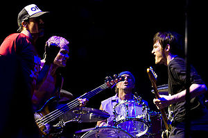 Red Hot Chili Peppers to return to NZ