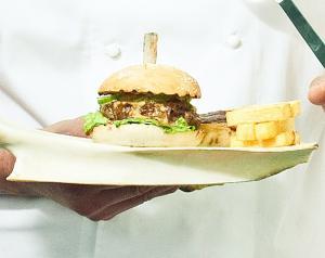 T Rex takes top honours at Burger Wellington 2012