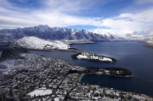 Queenstown voted NZ's top destination on Trip Advisor