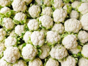 Gardening: Several shades of cauliflower