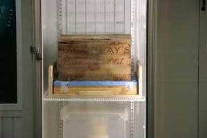 Museum Hold's The Ice For Shackleton's Whisky