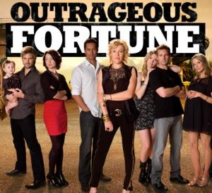 Outrageous Fortune Ends With Highest Rating Episode