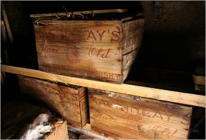 Shackleton's Whisky Heads Back To Scotland