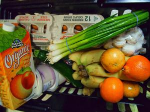 Food Prices Fall 0.6 Percent In November