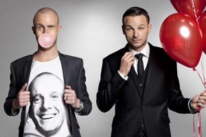 More reasons to laugh coming to TV screens