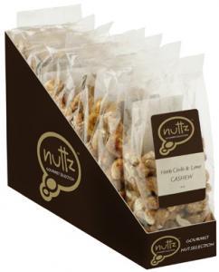 Local Nut Company Bites Into Snack Market