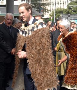 Prince William. Pic: NZPA